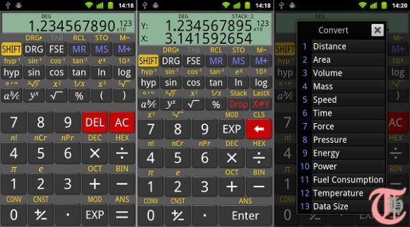 Meet RealCalc – the Real Scientific Calculator for Android