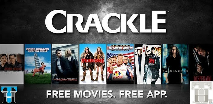 Watch FREE Movies and TV Shows on Android with Crackle
