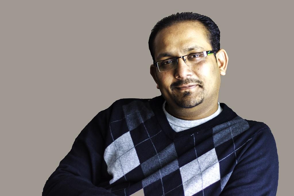 Anurag Bansal Portrait