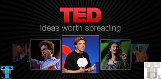 Did you check out TED for Android yet?