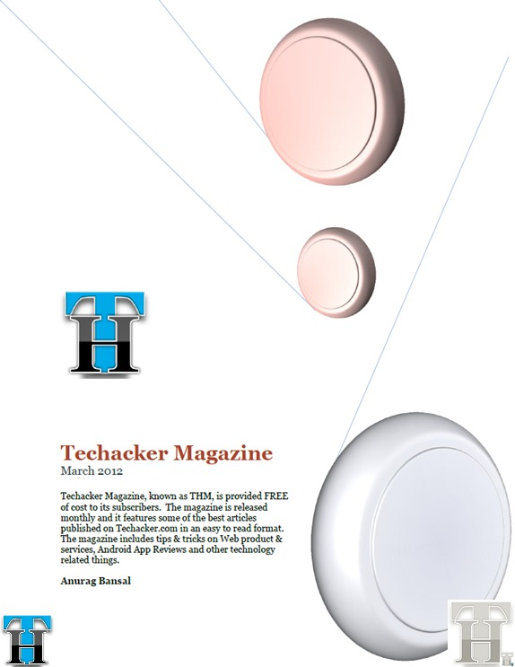 Download Techacker Magazine – March Issue today for FREE