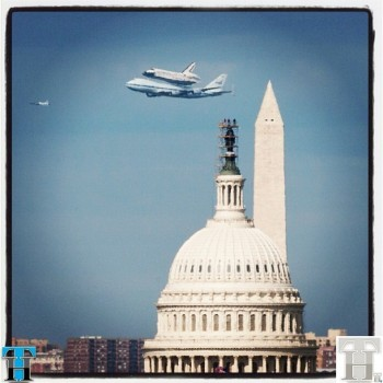 Bid farewell to NASA's Space Shuttle Discovery via Instagram photos