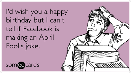6 really humorous April Fool's Day cards