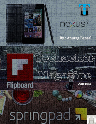 Get Techacker Magazine (THM) – June 2012 Edition here