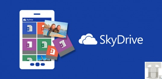 Microsoft releases official Skydrive app for Android