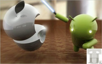 Android overtakes Apple in Global Smartphone Market share
