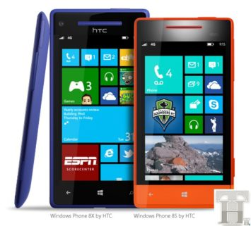 Insider story behind Windows Phone 8X and 8S by HTC and my opinion about it
