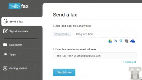 How to send free fax to any number worldwide?