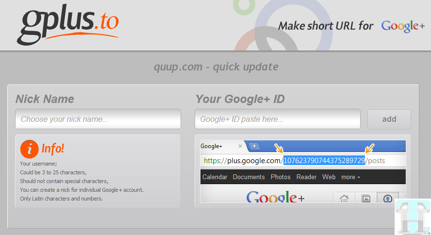 How to post from Google+ to Twitter and Facebook?