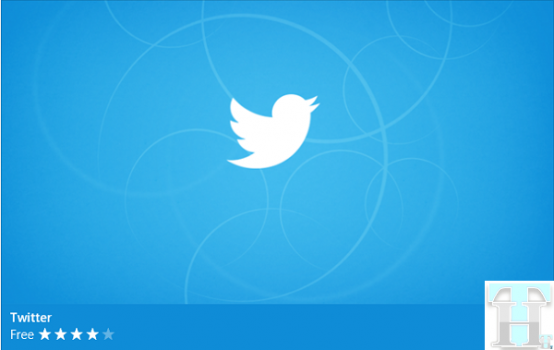 The official Twitter app for Windows 8 is now available