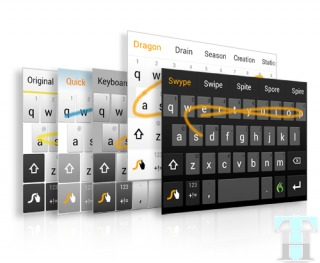 How Cool! Swype keyboard is finally available in Google Play Store
