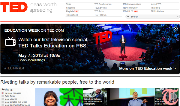These 10 Most Interesting TED Talks will blow your mind