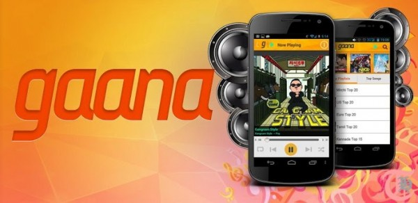 Gaana for Android and iPhone brings latest Bollywood music at your fingertips