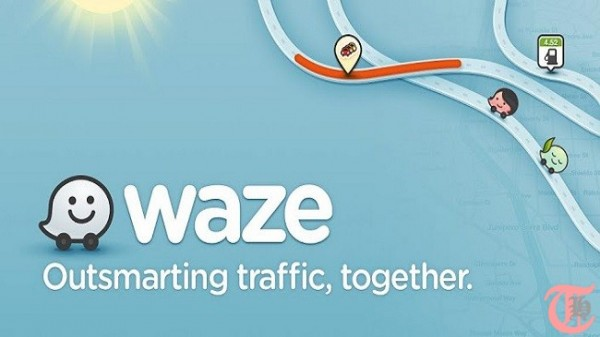 Google Maps and Waze Navigation