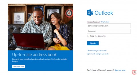 Big Deal! Microsoft now supports IMAP for Outlook.com, here are settings you need