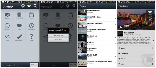 Record and Share Videos on Android or iPhone with these 5 Free Apps