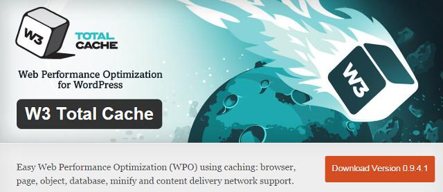W3 Total Cache - WordPress Plugins