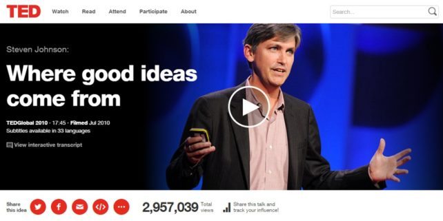 10 Inspiring TED talks Entrepreneurs must watch