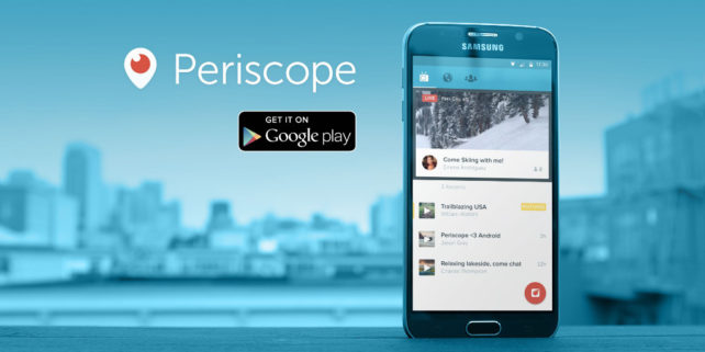 Finally, Twitter launches Periscope for Android