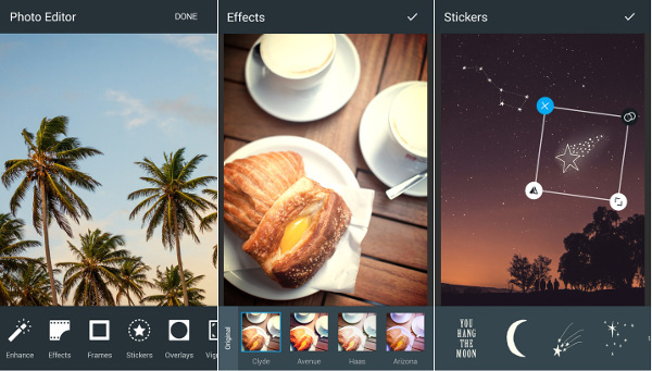 Photo Editor by Aviary - Android App on Google Play