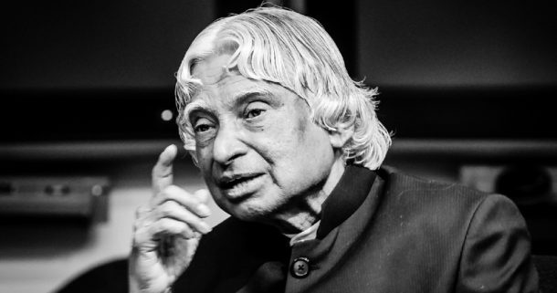 15 Quotes of Wisdom from Dr. APJ Abdul Kalam