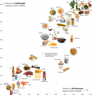 What should (not) you eat? [Infographics]