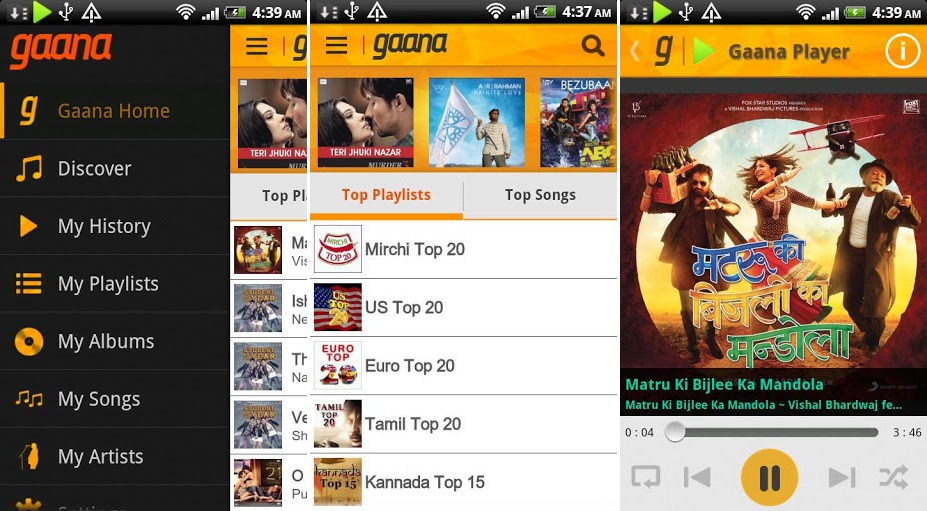 Listen to latest Bollywood music for FREE - Techacker